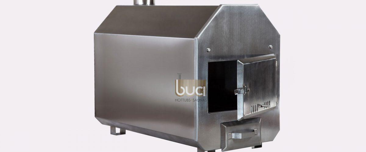 External hot tub heater - BUCI - UAB BUCI